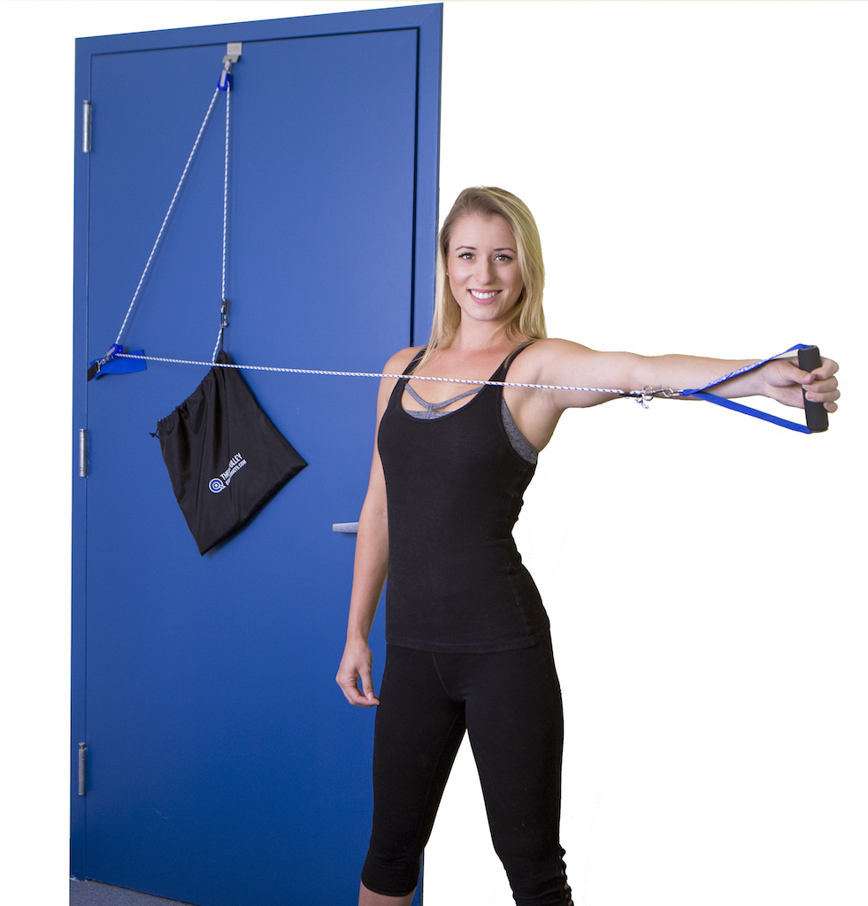 Therapulley Shoulder Horizontal Abduction