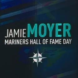Jamie Moyer, Mariners Hall of Fame